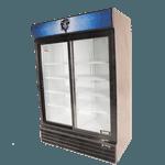Bison Refrigeration BGM-49-SD Reach-In Glass Door Refrigerator