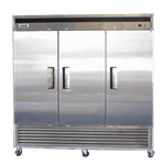 Bison Refrigeration BRF-71 Reach-In Freezer