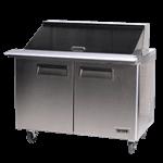 Bison Refrigeration BST-48-18 Mega Top Sandwich Unit