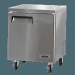 Bison Refrigeration BUR-27 Undercounter Refrigerator