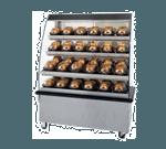 BKI MDW-36-3CFM Multi-Deck Hot Food Self Service Case