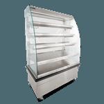 BKI MDW-36-4CFM Multi-Deck Hot Food Self Service Case