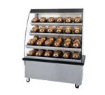 BKI MDW-48-5CT Multi-Deck Hot Food Self Service Case