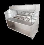BKI MHB-3 Mobile Hot Food Bar