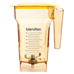 Blendtec 40-618-62 (FourSideYellow-H) FourSide™ Jar