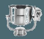 Blodgett Steam KPT-40DS Tilting Kettle