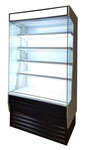 Blue Air BOD-48G Open Display Case