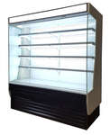 Blue Air BOD-72G Open Display Case