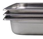 Browne USA Foodservice 22126 Stack-A-Way™ Steam Table Pan