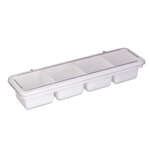 Browne USA Foodservice 574837 Bar Caddy/Condiment Tray