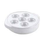 Browne USA Foodservice 744041 Escargot Plate