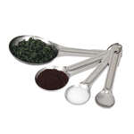 Browne USA Foodservice 746108 Measuring Spoon Set