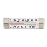 Browne USA Foodservice FT84028 Refrigerator/Freezer Thermometer