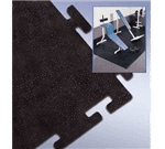 Cactus Mat 2560-CTLB Tile Lock Weight Room Matting System