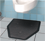 Cactus Mat 402U-C Sani-Mate Disposable Urinal Mats