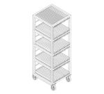 Caddy T-1310-C Vertical Tray Drying Rack