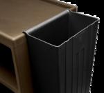 Cambro BC11TC110 Trash Container