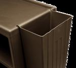 Cambro BC11TC131 Trash Container