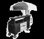 Cambro CVC72192 Camcruiser® Vending Cart
