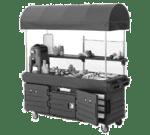 Cambro KVC854C426 CamKiosk® Cart