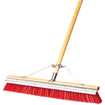 Carlisle 367396TC24 Scraperbroom® Floor Sweep
