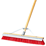 Carlisle 36952424 Flo-Pac ScraperBroom Sweep