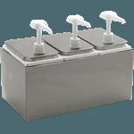 Carlisle 38503 Topping Rail Dispenser