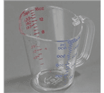 Carlisle 4314207 Measuring Cup