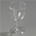 "Carlisle 4362107 Liberty"" White Wine Glass"