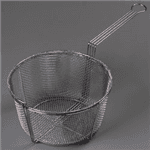 Carlisle 601002 Mesh Fryer Basket