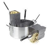 Carlisle 60100PC Quarter-Size Sectional Pasta Cooker Set