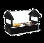 "Carlisle 660005 SixStar"" Table Top Food Bar"