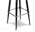Carroll Chair BASE 10 Bar Stool Base