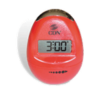 CDN TM12-R Minute/Second Timer Egg-Shaped