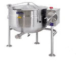 "Cleveland Range KDL40TSH Short Series"" Steam Jacketed Kettle"