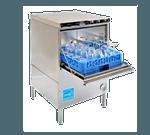 CMA Dishmachines CMA-181 GW W/SR Energy Mizer undercounter Glasswasher with