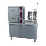 Crown DCX-2-6 Convection Steamer/Kettle