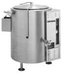 Crown GL-100E Stationary Kettle