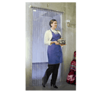 Curtron Products M106-S-4786 M-Series Strip Door Kit for Personnel Doors &