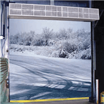 Curtron Products S-LI-144-4 Light Industrial Air Curtain