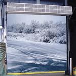 Curtron Products S-LI-84-2 Light Industrial Air Curtain