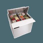 Delfield Delfield 4432N-12M Mega Top Refrigerator
