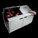 Delfield 4464N-24M Mega Top Refrigerator