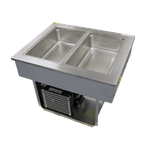 "Delfield 8118-EF LiquiTec"" Drop-In Cool Food Unit"