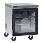 Delfield GUR27P-G Coolscapes™ Undercounter/Worktable Refrigerator