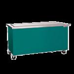 Delfield KCFT-96-NUP Shelleyglas® Frost Top Serving Counter