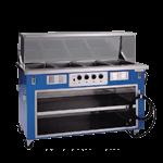 Delfield KH-4-NU Shelleyglas® Hot Food Serving Counter