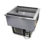 Delfield N8144-FA Drop-In Mechanically Cooled Pan