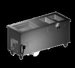 Delfield SH2CR-74-BP Shelleysteel™ Combination Hot/Cold Serving
