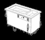 Delfield SHC-50-NU Shelleysteel™ Combination Hot/Cold Serving